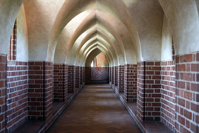 Zdjęcia: Zamek, Malbork, Zamek w Malborku, POLSKA