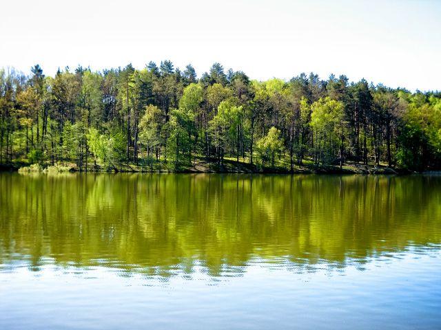 Zdjęcia: Jezioro Nidzkie, Mazury, Wyciszenie, POLSKA