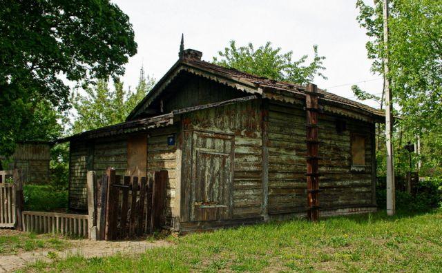 Zdjęcia: Otwock, Mazowsze, Drewniane domy Otwocka., POLSKA