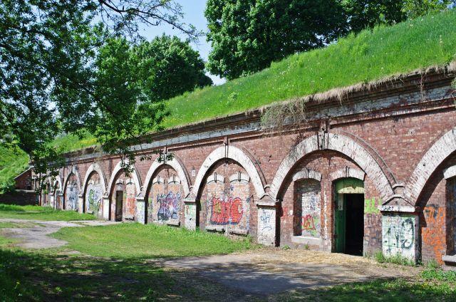 Zdjęcia: Warszawa, Mazowsze, Fort Bema 1, POLSKA