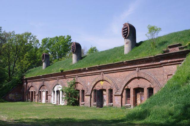 Zdjęcia: Warszawa, Mazowsze, Fort Bema 2, POLSKA