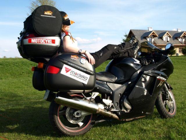 Zdjęcia: wrocław, dolnośląskie, na motocyklu, POLSKA