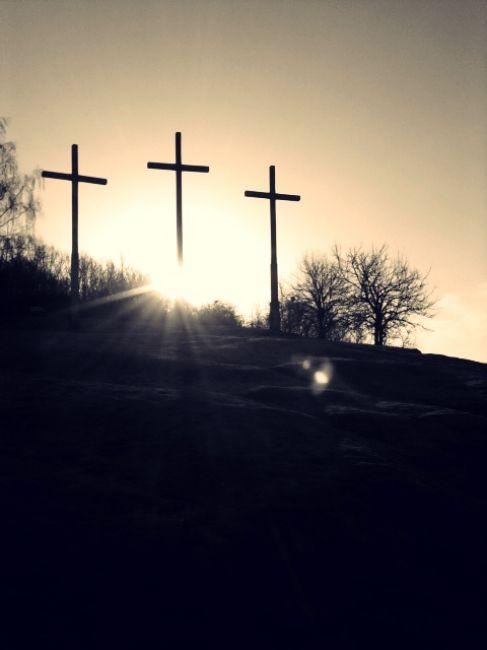 Zdjęcia: Kazimierz Dolny, Góra Trzech Krzyży, POLSKA