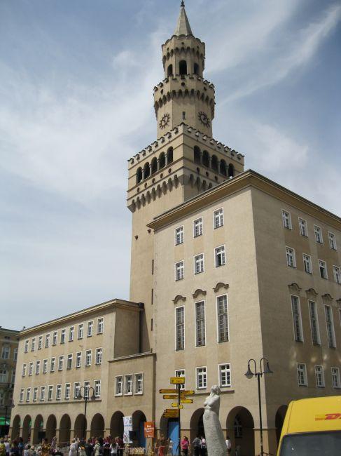 Zdjęcia: Opole, Ratusz Opole, POLSKA