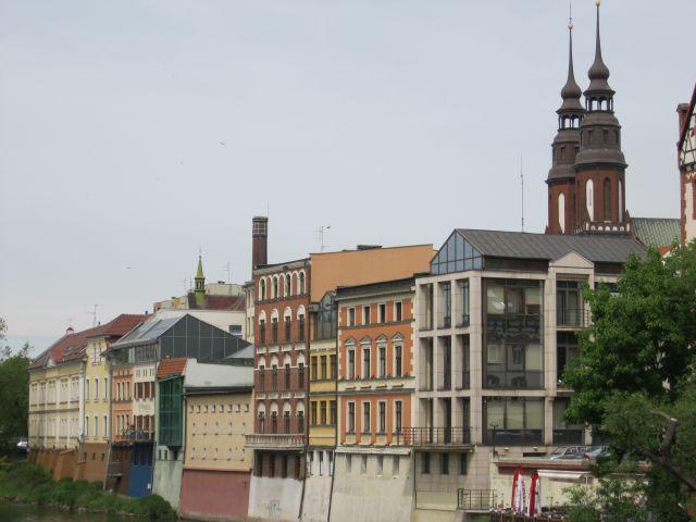Zdjęcia: Opole, Nad Młynówką   Wenecja opolska, POLSKA