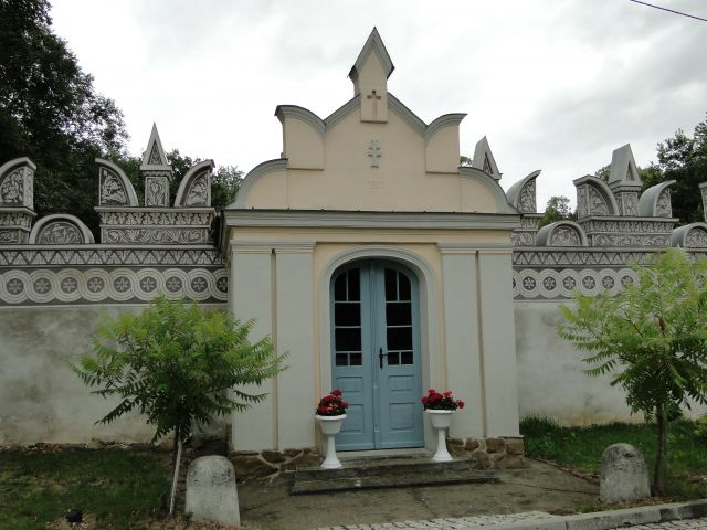 Zdjęcia: Trzebina, opolskie, Kaplica Bożogrobców, POLSKA