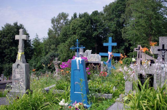Zdjęcia: Mielnik , Podlasie, Cmentarz, POLSKA
