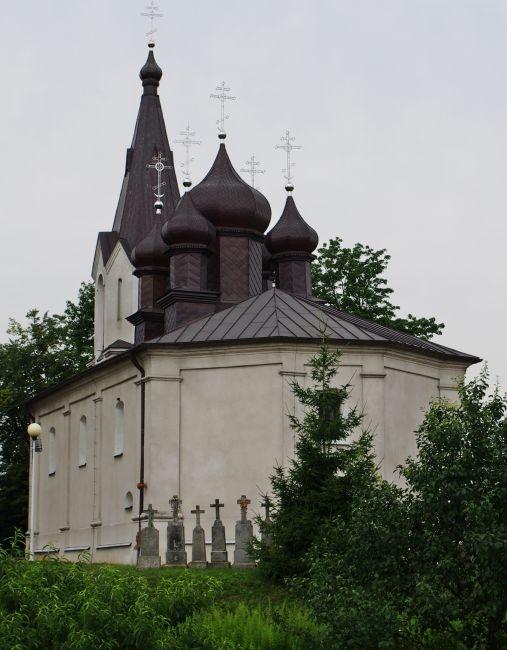 Zdjęcia: Mielnik , Podlasie, Cerkiew Narodzenia Bogarodzicy, POLSKA