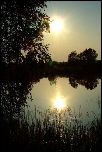 Zdjęcia: krapkowice, Ślask Opolski, zachód słońca, POLSKA