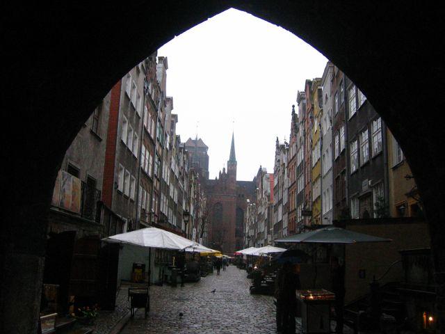Zdjęcia: Gdańsk - ukochana ulica Mariacka:), Gdańsk, Mariacka, POLSKA