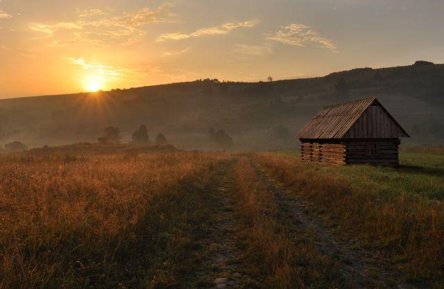 Zdjęcia: Beskid Żywiecki, Beskidy, na szlaku, POLSKA