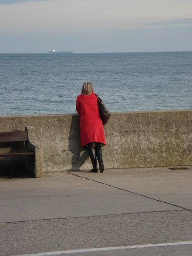 Zdjęcia: Gdynia, poprostu zamyślona, POLSKA