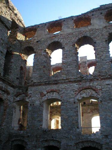 Zdjęcia: Opatow, zamek, POLSKA