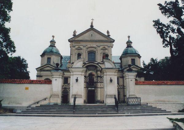 Zdjęcia: Poświętne, Klasztor, POLSKA