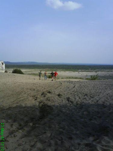 Zdj�cia: bled�w, bled�w, pustynia, POLSKA