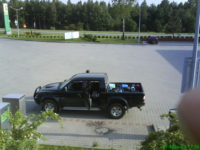 Zdjęcia: trasa, trasa, transport  number 1, POLSKA