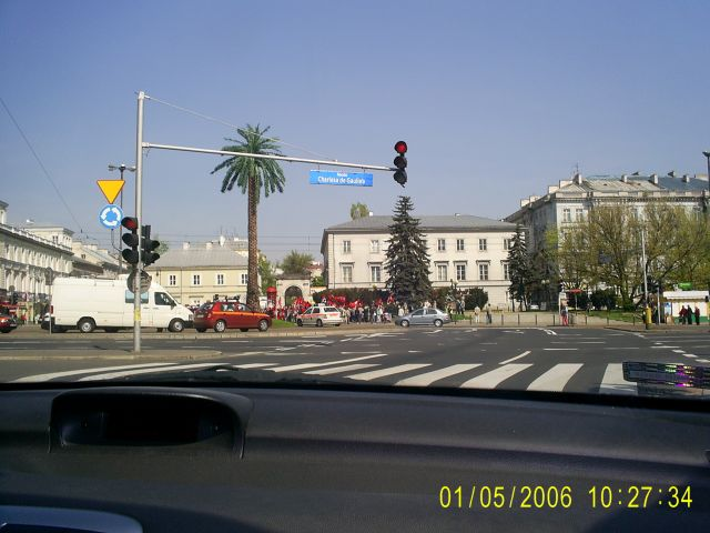 Zdjęcia: warszawa, palma, POLSKA