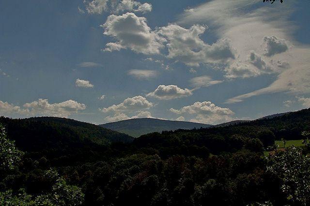 Zdjęcia: Pokrzywna, Góry Opawskie, szczyt, POLSKA