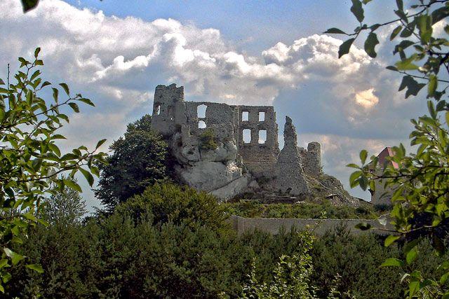Zdjęcia: Bobolice, -jura krakowsko czestochowska, Zamek w Bobolicach, POLSKA