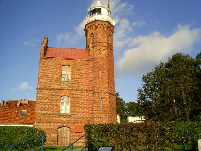 Zdjęcia: Ustka, latarnia morska, POLSKA