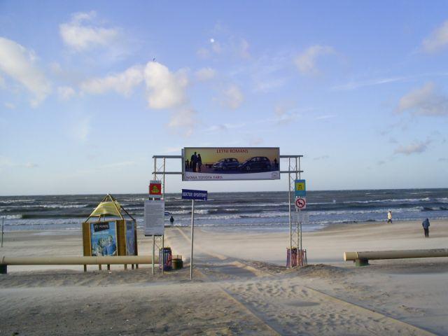 Zdjęcia: Ustka, plaża i morze, POLSKA