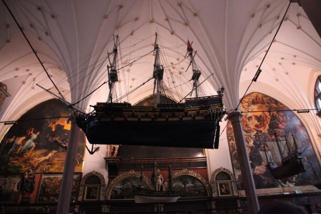 Zdjęcia: Gdańsk, Pomorze, Flota Dworu Artusa, POLSKA