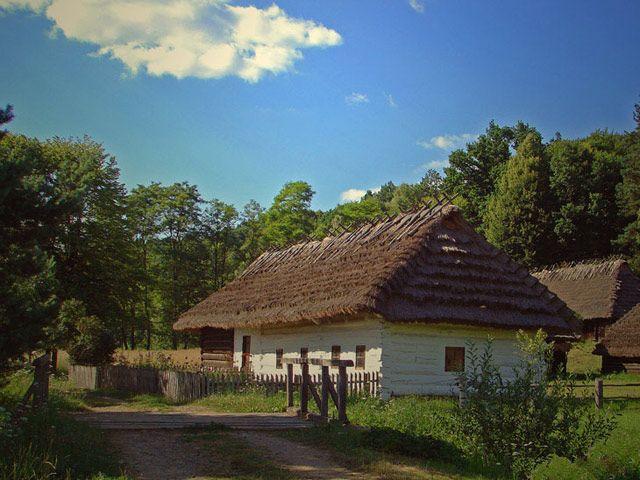 Zdjęcia: skansen w Sanoku, Bieszczady, jak za dawnych lat, POLSKA