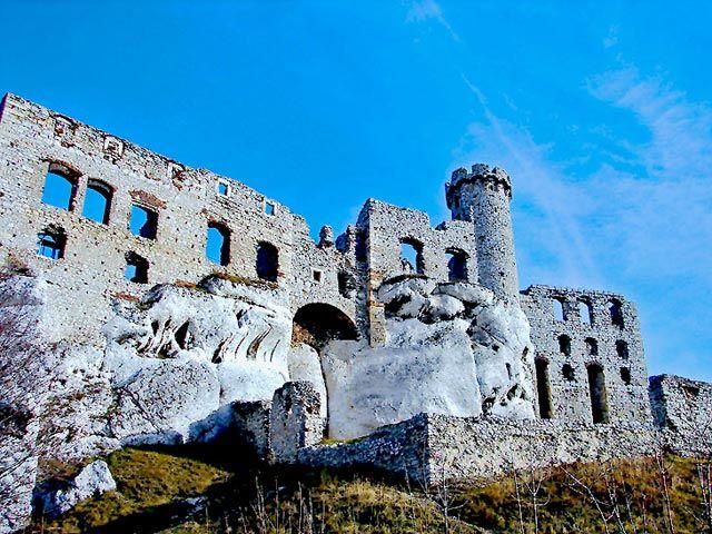 Zdjęcia: OGRODZIENIEC -Podzamcze, Jura krakowsko Częstochowska, szlakiem Orlich Gniazd , POLSKA