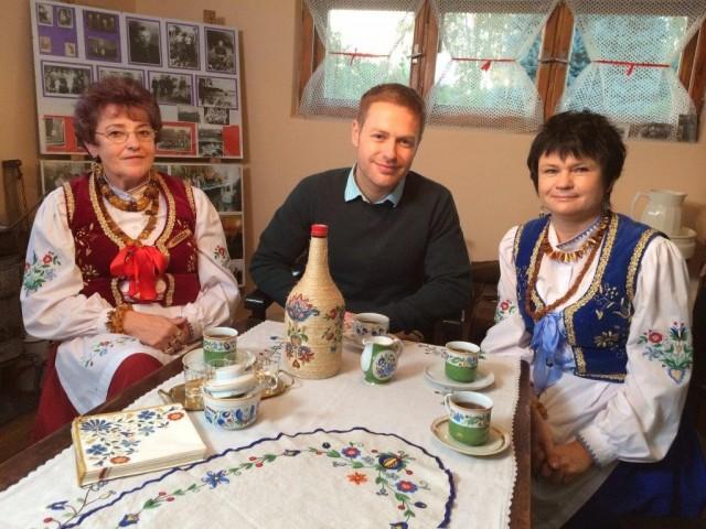 Zdjęcia: --, ---, Smaki Polski według Tomasza Schafernakera- Travel Channel, POLSKA