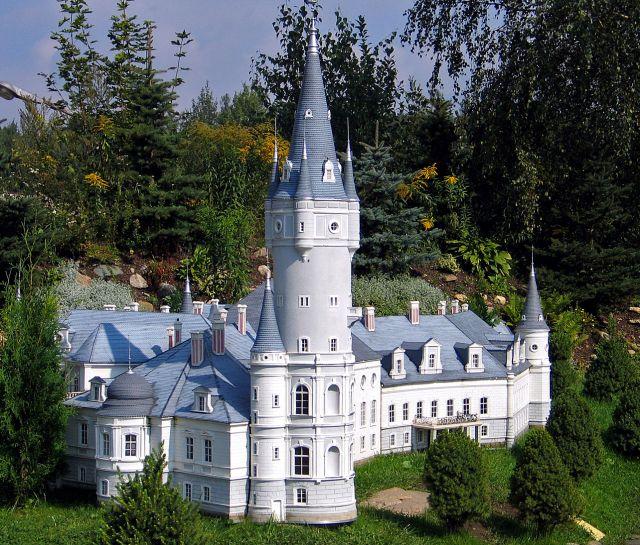 Zdjęcia: Kowary, Park Miniatur Zabytków Dolnego Śląska, POLSKA