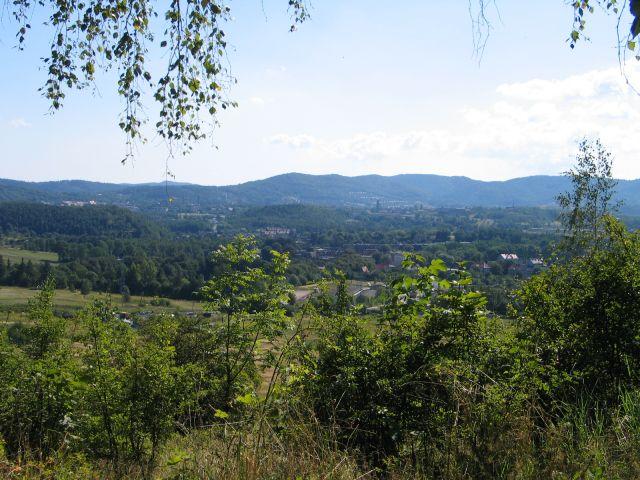 Zdjęcia: Wałbrzych, Panorama, POLSKA