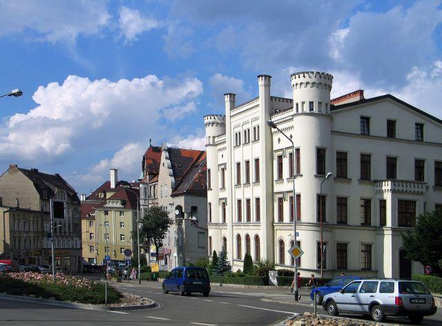 Zdjęcia: Wałbrzych, Ul. Sobieskiego, POLSKA