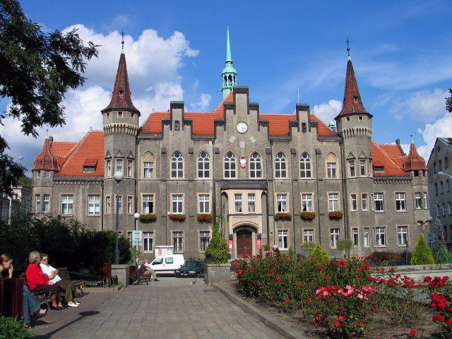 Zdjęcia: Wałbrzych, Ratusz, POLSKA