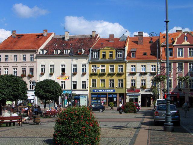 Zdjęcia: Wałbrzych, Rynek, POLSKA