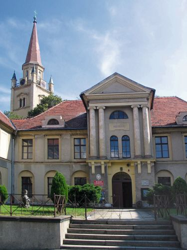 Zdjęcia: Wałbrzych, Muzeum, POLSKA