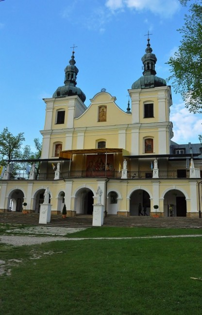 Zdjęcia: Kalwaria Pacławska, Podkarpacie, Kalwaria Pacławska, POLSKA