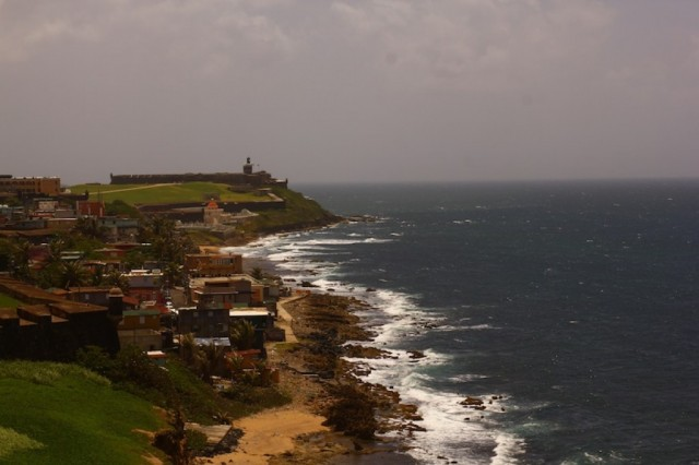 "Zdjęcia: ---, ---, ""Granica Puerto Rico""- kanał TravelChannel, POLSKA"
