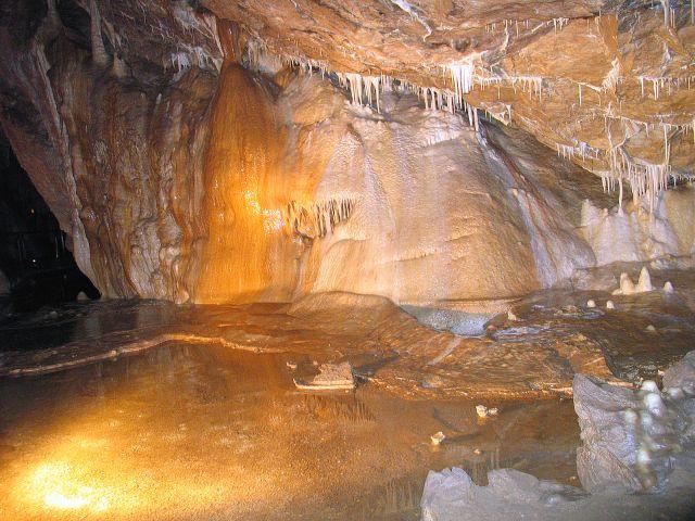Zdjęcia: Okolice Kletna, Jaskinia niedzwiedzia, POLSKA