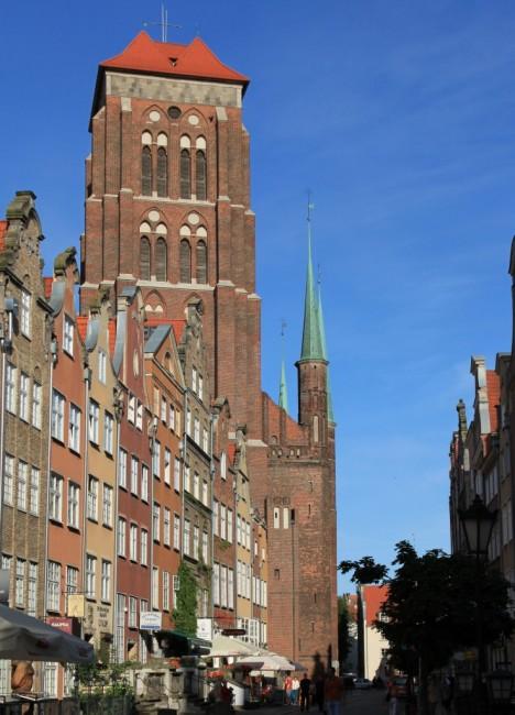 Zdjęcia: Gdańsk, Pomorze, Ulica Piwna, POLSKA