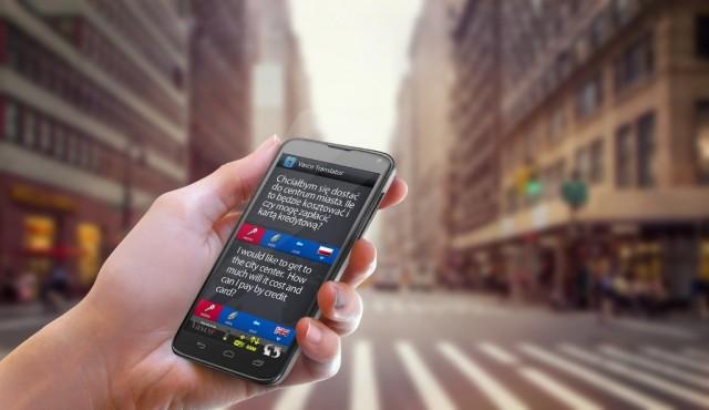 Zdjęcia: ---, ---, Vasco Traveler – tłumacz, GPS i telefon w jednym, POLSKA