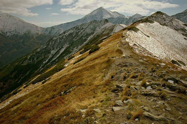 Zdjęcia: z wyprawy na Siwa przełęcz przez Ornak, Tatry, ..., POLSKA