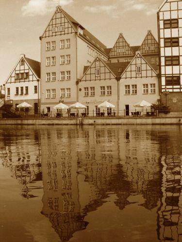 Zdjęcia: Gdańsk, Upside-down, POLSKA