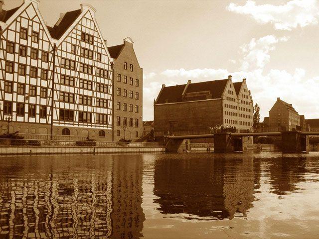 Zdjęcia: Gdańsk, To tylko złudzenie... .. ., POLSKA
