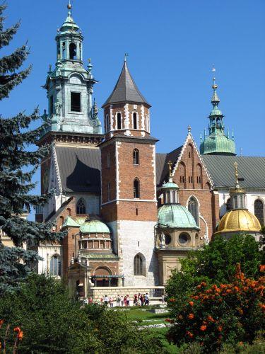 Zdj�cia: Krak�w, Wawel, POLSKA