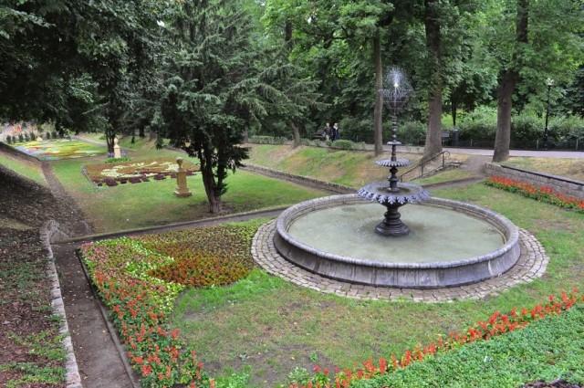 Zdjęcia: Chełmno, Kujawsko-Pomorskie, Chełmno, fosa miejska , POLSKA