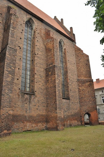 Zdjęcia: Chełmno, Kujawsko-Pomorskie, Chełmno, kościół pofranciszkański, POLSKA