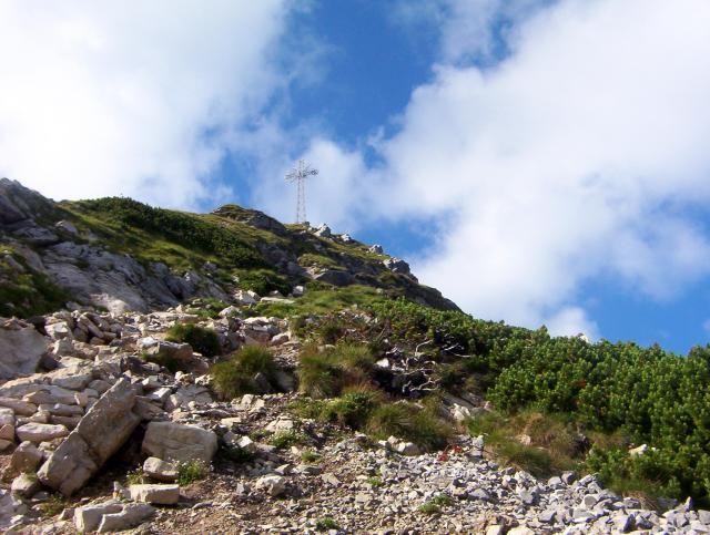 Zdjęcia: Giewont, Tatry, Giewont - szczyt, POLSKA
