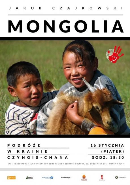 """Zdjęcia: ---, ---, Spotkanie z pasją: Jakub Czajkowski """"Mongolia – podróże w krainie Czyngis-chana, POLSKA"""