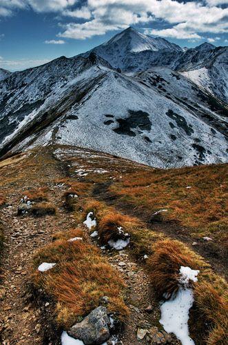 Zdj�cia: na szlaku, Tatry, Tatry, POLSKA