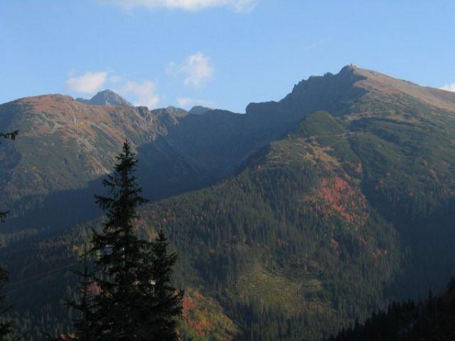 Zdjęcia: Tatry, jesień w Tatrach, POLSKA